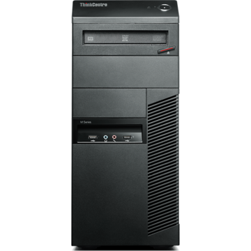 Calculator second hand Lenovo ThinkCentre M92p Core i5-3470 3.2GHz 4GB DDR3 500GB HDD SATA DVD-RW Tower