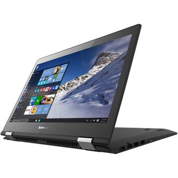 Laptop Renew Lenovo Yoga 500 14 Intel Core i3-5005U 2GHz 4GB Ram 500GB HDD SSH 14 inch Full HD Multitouch Bluetooth Webcam Windows 10