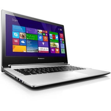 Laptop Renew Lenovo Flex 2 14 Intel Pentium 3558U 1.7GHz 4GB DDR3 500 GB HDD HD 14 inch Multitouch Webcam Windows 8.1