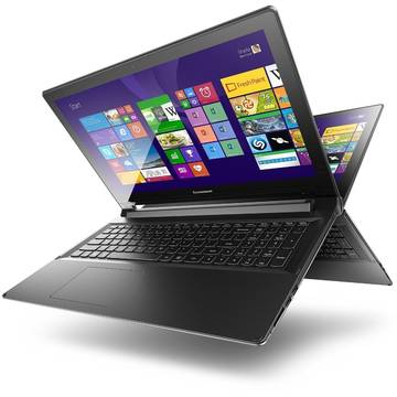 Laptop Renew Lenovo Flex 2 15 Intel i5-4210U 1.70GHz 4GB DDR3 500GB HDD 15 inch HD Multitouch Windows 8.1