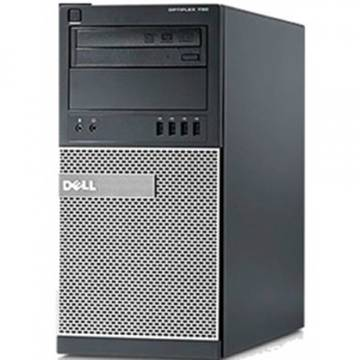 Calculator refurbished Dell OptiPlex 790 i5-2400 Generatia 2 3.1GHz 4GB DDR3 250GB HDD Sata RW Tower Soft Preinstalat Windows 10 Professional
