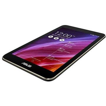 Tableta Second Hand Asus MeMO Pad 7 (ME176CX) IPS 7 inch Intel Atom Z3745 1.86 GHz 1GB RAM  16GB Flash Wi-Fi + BT  Android 4.4 Black