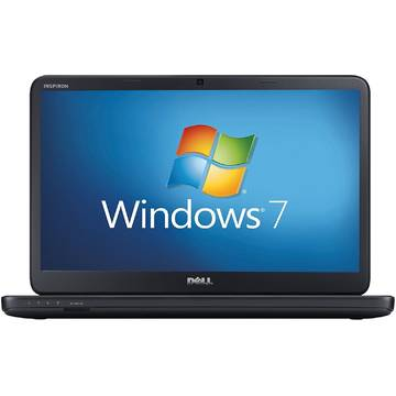 Laptop Renew Dell Inspiron M5040 AMD C60 1.0GHz up to 1.33GHz  4GB DDR3 320GB HDD Sata 15.6inch DVD-RW Webcam