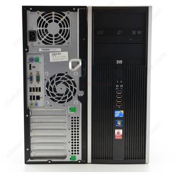 Calculator refurbished HP Elite 8000 Core 2 Duo E8400 3.0GHz 4GB DDR3 160GB HDD Sata DVD-RW Tower Soft Preinstalat Windows10 Home
