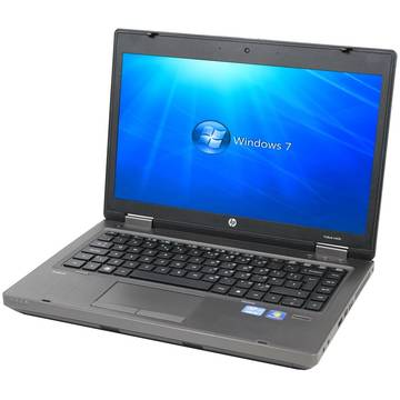 Laptop second hand HP ProBook 6460b i5-2540M 2.6GHz 4GB DDR3 320GB HDD RW 14.1 inch Webcam