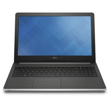 Laptop second hand Dell Inspiron 15-5558 i3-5005U 2.0GHz  8GB DDR3 500GB SATA 15.6inch DVD-RW  Webcam