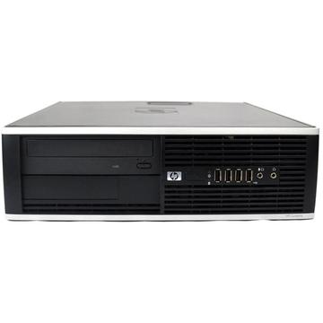 Calculator second hand HP Elite 8000 Core 2 Duo E8400 3.0GHz 4GB DDR3 160GB HDD Sata DVD Desktop
