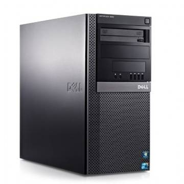 Calculator second hand Dell Optiplex 960 Dual-Core E6700 3.2Ghz 4GB DDR2 250GB Sata DVDRW Tower
