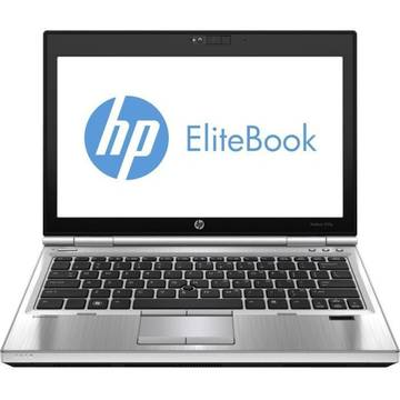 EliteBook 2570p i5-3360M 2.8GHz 4GB DDR3 320GB HDD DVD-RW 12.5inch Webcam