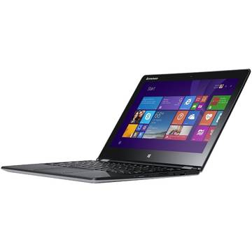 Laptop Renew Lenovo Yoga 3 14 Core i7-5500U 2.4 GHz 8GB DDR3 128GB SSD 14.1 inch FullHD Multitouch Bluetooth Webcam Windows 8.1
