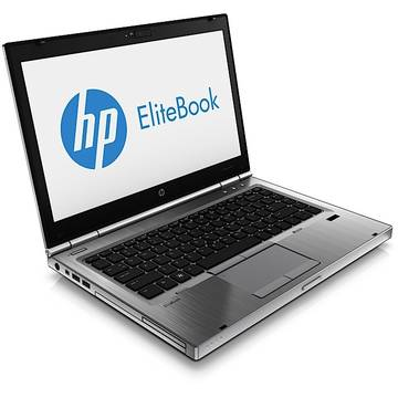 Laptop second hand HP EliteBook 8470p I5-3320M 2.6GHz 4GB DDR3 128GB SSD DVD-RW 14.0 inch Webcam