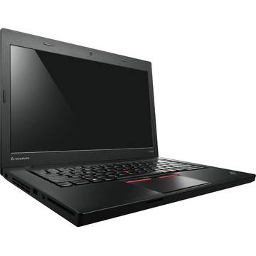 Laptop Renew Lenovo L450 Intel Core i5-4300U 1.9 GHz 8GB DDR3 128GB SSD Bluetooth Webcam Windows 8.1
