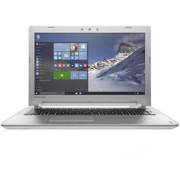 Laptop Renew Lenovo Ideapad 500-15ISK Intel Core i7-6498DU 2.5 GHz 12GB DDR3 1TB HDD 15.6 inch HD AMD Radeon R7 M360 4GB Ram Bluetooth Windows 10