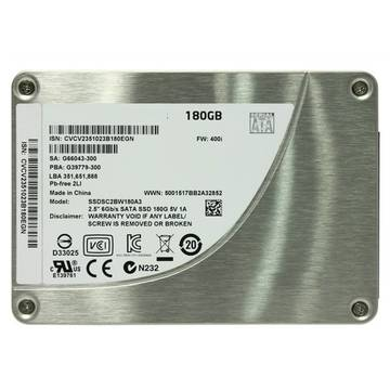 SSD 180GB SATA 6.0Gbps 2.5 inch
