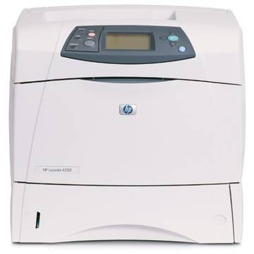 Imprimanta second hand HP LaserJet 4250DTN