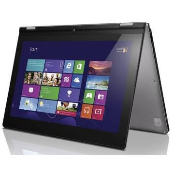 Laptop Renew Lenovo Yoga 11s Intel Core i3-3229Y 1.4GHz 4GB DDR3 128GB SSD 11.6 inch HD Multitouch Bluetooth Webcam Windows 8