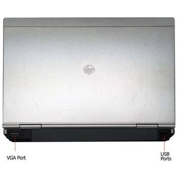 Laptop second hand HP EliteBook 2570p i5-3360M 2.8GHz 4GB DDR3 500GB HDD DVD-RW 12.5inch Webcam