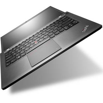 Laptop nou Lenovo ThinkPad T440p Intel Core i5-4210M 2.6GHz 8GB DDR3 500GB HDD 14 inch HD+ Cititor de Amprente Bluetooth Windows 7 Pro / Windows 10 Pro