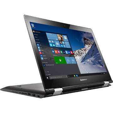 Laptop second hand Lenovo YOGA 500-15IBD i5-5200U 2.20GHz up to 2.70GHz 8GB DDR3 1TB+8GB SSHD nVidia GeFORCE 920M 2GB 64 bit 15,6inch 1920x1080 multituch