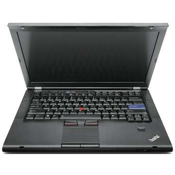 Laptop second hand Lenovo ThinkPad T420s Intel Core i7-2640M 2.8GHz 8GB DDR3 500GB HDD 14inch Nvidia NVS 4200M Webcam