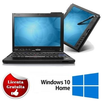 Laptop refurbished Lenovo X201 Tablet I7-L620 2000Mhz 4GB DDR3 160GBHDD 12.1 inch Soft Preinstalat Windows 10 Home