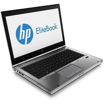 Laptop second hand HP 8470p i5-3380M 2.90GHz  4GB DDR3 HDD 500GB SATA DVD-ROM 14inch Webcam
