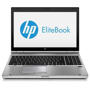 Laptop refurbished HP 8570p i7-3520M 2.90GHz 4GB DDR3 HDD 320GB AMD Radeon HD 7570M 1GB DVD-RW 15.6inch 1366x768 Webcam Soft Preinstalat WIndows 10 Home