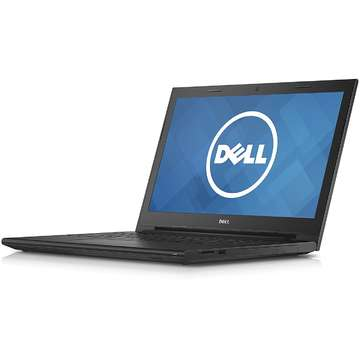 Laptop second hand Dell Inspiron 15 3541 AMD E1-6010 1.35GHz 4GB DDR3 500GB HDD 15.6 inch Baterie 0%