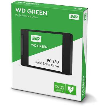 Western Digital SSD 240GB SATA 2.5 inch