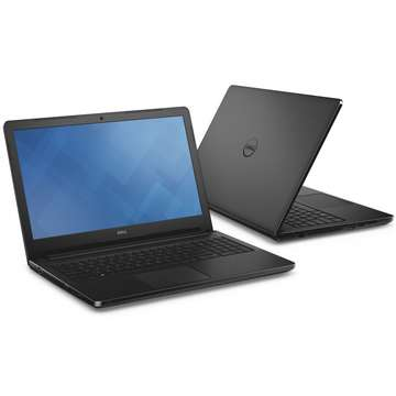 Laptop second hand Dell Vostro 3558 Intel i3-5005U 2.0GHz 4GB DDR3 500GB HDD 15.6 inch HD Webcam