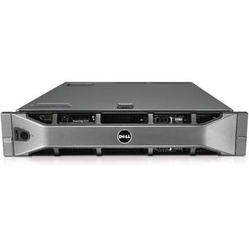 Server second hand Dell Poweredge R710 2U 2 x L5520 2270Mhz 48GB 2x PSU NO HDD