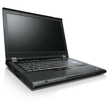 Laptop second hand Lenovo ThinkPad T420 i5-2520M 2.50GHz up to 3.20GHz 4GB DDR3 320GB HDD 14inch Webcam