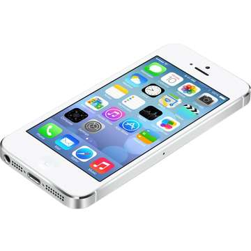 Telefon Apple Second hand IPhone 5s 16GB Free Sim Silver