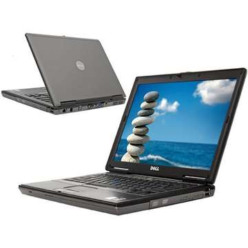 Laptop second hand Dell Latitude D630	Intel Core 2 Duo T8300 2.40GHz	2GB HDD 160GB	Nvidia Quadro 135M 128MB	 DVD-RW 14.1inch 1440x900 Port serial