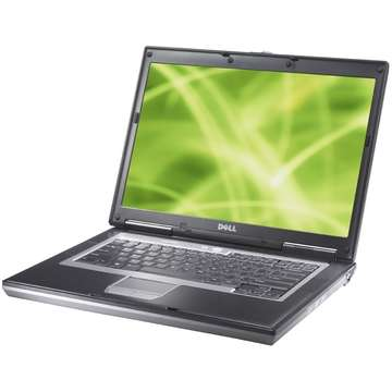 Laptop refurbished Dell D630 Core 2 Duo T7300 2.0GHz 2GB DDR2 80GB Sata DVD 14.1 inch port Serial Soft Preinstalat Windows 10 Home