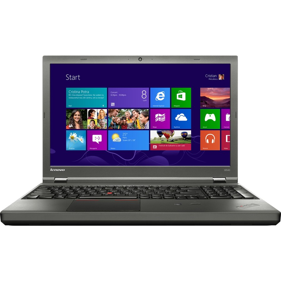 Laptop Second Hand W540 Intel Core  I7-4910mq 2.9g
