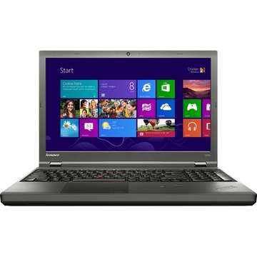 Laptop second hand Lenovo W540 Intel Core  i7-4910MQ 2.9GHz 16GB DDR3 512GB SSD NVIDIA Quadro K2100M 2GB 15.5 inch 3K Windows 8.1 PRO 3G DVD-RW Tastatura iluminata