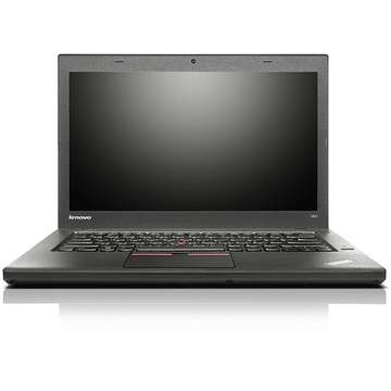 T450 Intel Core i5-5300U 2.3GHz 4GB DDR3 500GB HDD 14inch HD Windows 7 PRO 3G Tastatura Iluminata Doua baterii