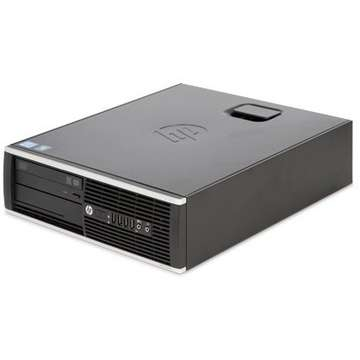 Calculator second hand HP Elite 8200 i5-2400 3.1GHz 8GB DDR3 HDD 250GB Sata DVD Desktop
