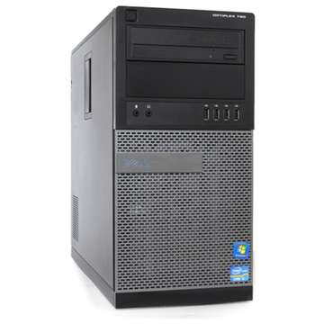 Calculator second hand Dell OptiPlex 790 Intel Core i7-2600 3.4GHz 8GB DDR3 250GB HDD Sata RW Tower