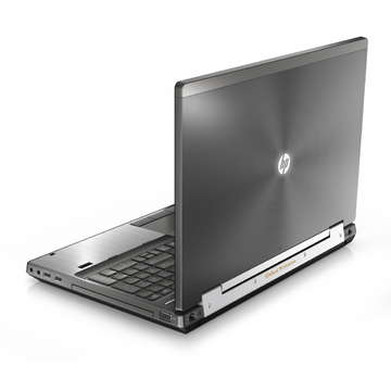 Laptop second hand HP Elitebook 8560w i5-2540M 2.6Ghz 8GB DDR3 1TB HDD DVD-RW Nvidia Quadro 1000 2GB Dedicat 15.6 inch 1920x1080 FHD Webcam