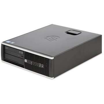 Calculator second hand HP Elite 8200 i5-2400 3.1GHz 8GB DDR3 HDD 500GB Sata DVD Desktop