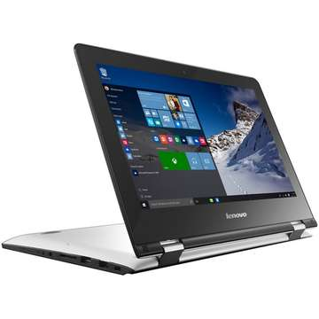 Laptop nou Lenovo Yoga 300-11IBR Intel Celeron N3060 32GB eMMC 4GB Win10 HD