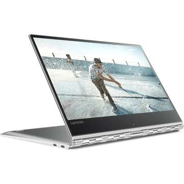 Laptop nou Lenovo Yoga 910-13IKB Intel Core Kaby Lake i7-7500U 512GB 8GB Win10 FHD IPS Touch Silver