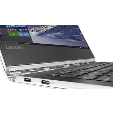 Laptop nou Lenovo Yoga 910-13IKB Intel Core Kaby Lake i5-7200U 512GB 8GB Win10 FHD IPS Touch