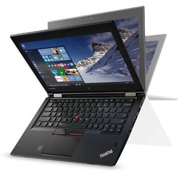 Laptop nou Lenovo ThinkPad Yoga 260 Intel Core Skylake i7-6500U 256GB 8GB Win10Pro FullHD Touch
