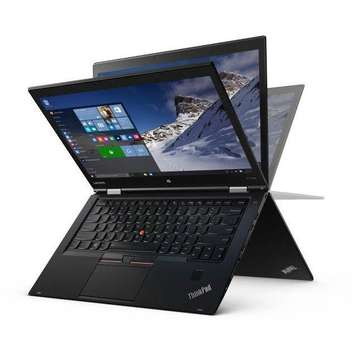 Laptop nou Lenovo ThinkPad X1 Yoga Intel Core Skylake i5-6200U 256GB 8GB Win10Pro FHD Fingerprint Reader
