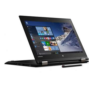 Laptop nou Lenovo ThinkPad Yoga 260 Intel Core Skylake i5-6200U 256GB 8GB Win10Pro FullHD Touch Fingerprint Reader