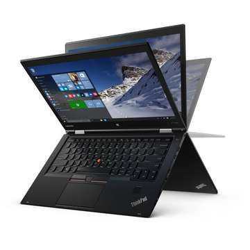 Laptop nou Lenovo ThinkPad X1 Yoga Intel Core Skylake i7-6500U 512GB 8GB Win10Pro WQHD IPS Fingerprint Reader Touch 4G
