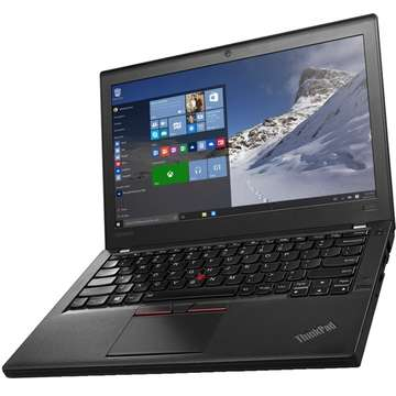 Laptop nou Lenovo x260 Intel Core Skylake i7-6500U 512GB 8GB DDR4 Win10 FingerPrint Pro FullHD 4G